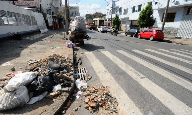 Obras em áreas de alagamento em Belo Horizonte não saíram do papel