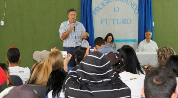 Murilo diz que Programando para o Futuro é oportunidade para jovens