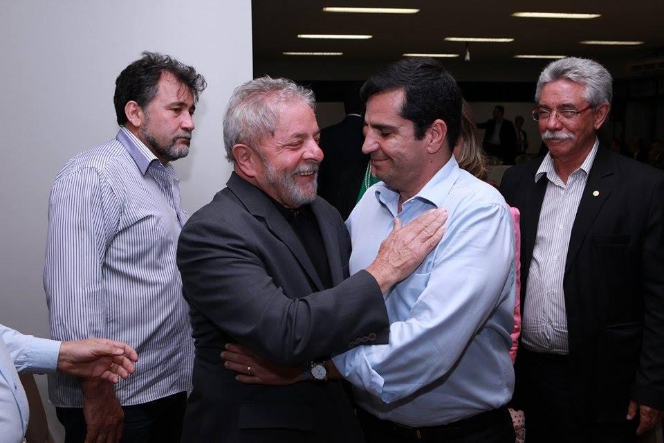 Lula deve vir ao Estado fazer propaganda do Governo Federal