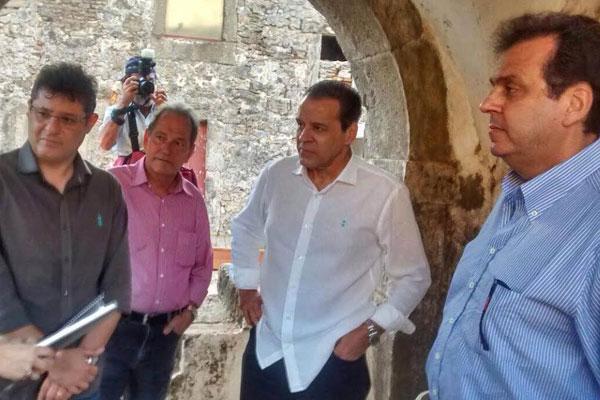 Reforma estrutural do Forte dos Reis Magos será prioridade, diz Ministro do Turismo