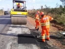 DNIT licita conservação e manutenção de quase 100 quilômetros de rodovia em Mato Grosso