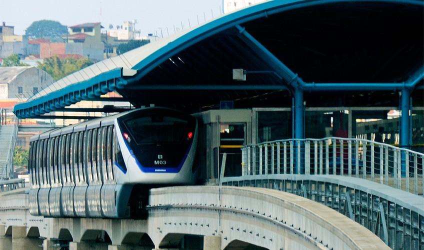 a761eafc349b Projeto prevê Monotrilho entre São Paulo e Aeroporto de Guarulhos ...