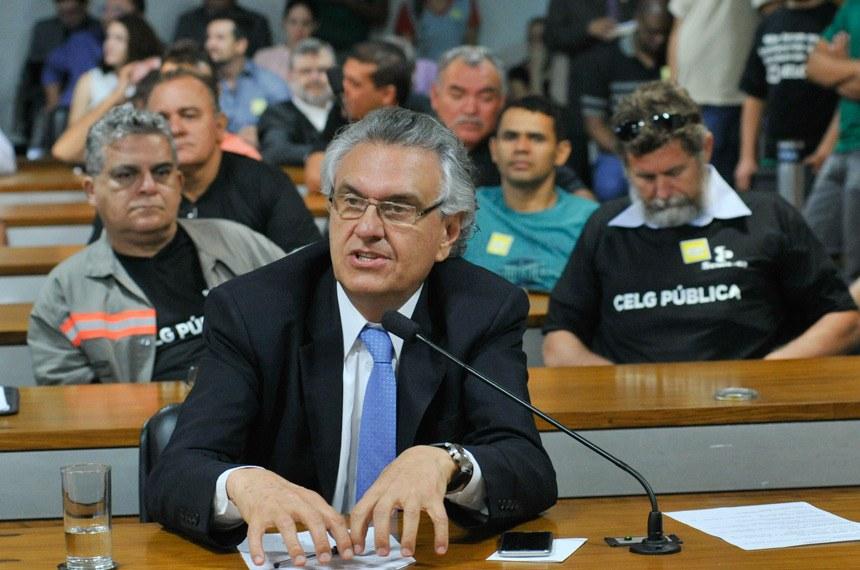 Privatização da Celg é rechaçada em audiência pública