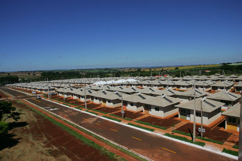 Cohapar vai licitar três mil casas do FGTS em três meses