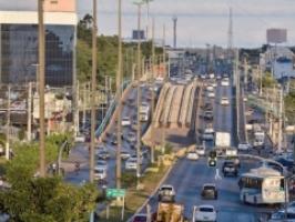 Cuiabá: secretaria estadual prepara edital para acabar com alagamento no viaduto da UFMT