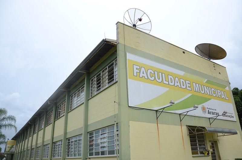 Faculdade Municipal irá oferecer três cursos superiores inéditos