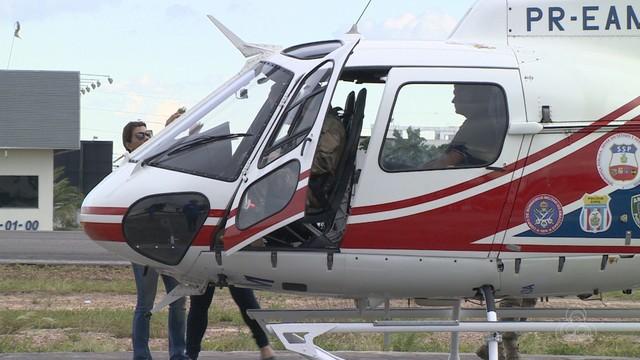 Após manutenção, aeronave será usava em operação para Tocha no AM