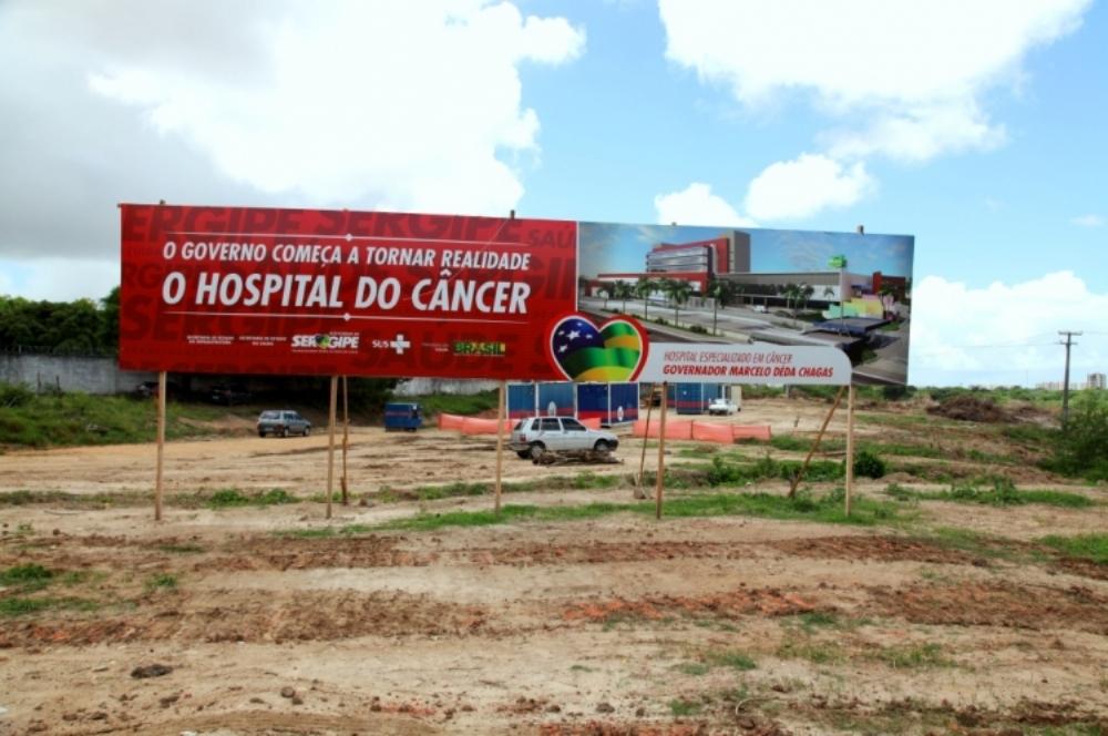 Governo começa licitação do Hospital do Câncer