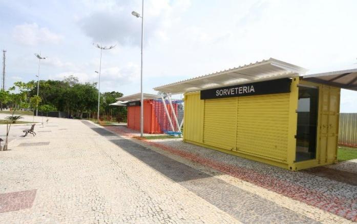 Prefeitura lança licitação para sete quiosques comerciais na Ponta Negra