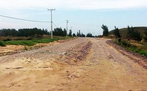 Projeto de pavimentação será finalizado em agosto
