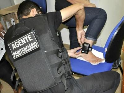 Governo de MT deve gastar mais de R$ 1 milhão com novas tornozeleiras