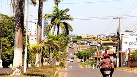 Licitação para Plano de Mobilidade Urbana em Cacoal