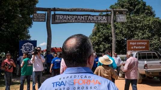 Governo de Mato Grosso investirá R$ 2,4 mi na Rodovia Transpantaneira