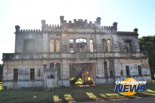 Agesul licita restauração de castelinho que já foi gabinete de ex-presidente