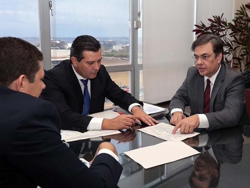 Ministro garante a duplicação da BR-230 e adequação do trecho Cabedelo-Oitizeiro