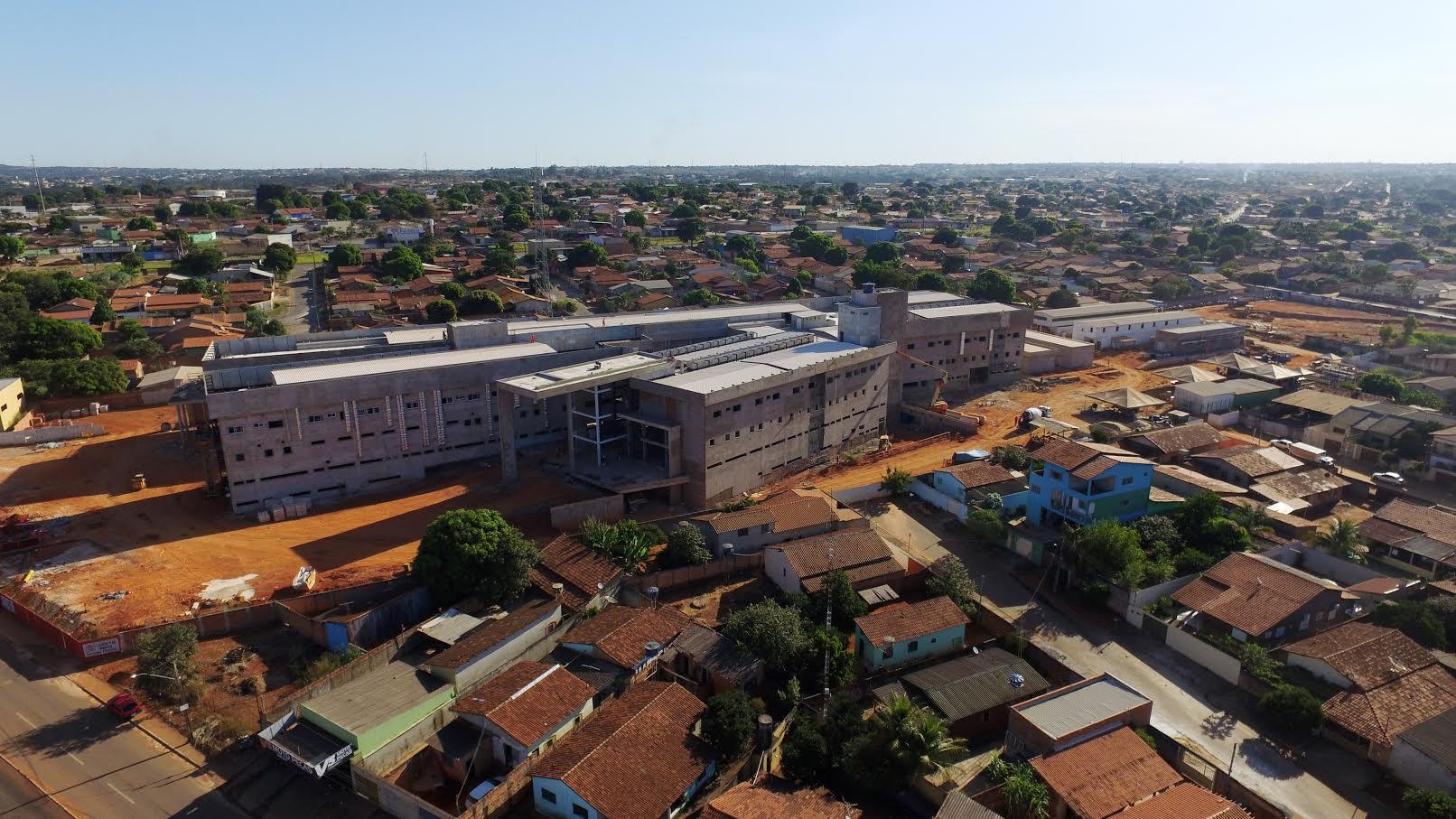 Maguito solicita investimento federal em Aparecida de Goiânia