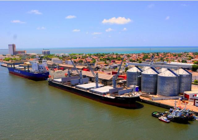 Porto de Cabedelo abastece parte do Rio Grande do Norte, Pernambuco e Ceará