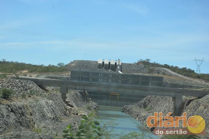 Dnocs abre licitação para recuperar cinco barragens na PB para transposição do Rio São Francisco; Três são do Sertão do estado, mas Cajazeiras fica fora da lista