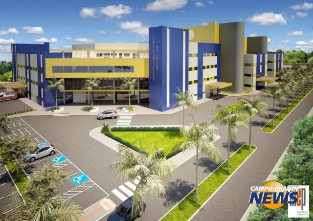Governo abre licitação para construção de hospital de Três Lagoas