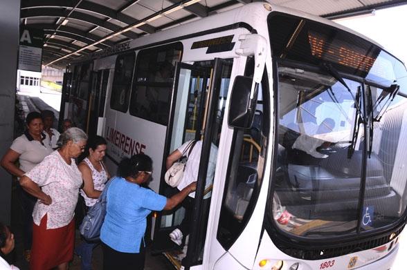TCE exige nova licitação para 30% do transporte coletivo