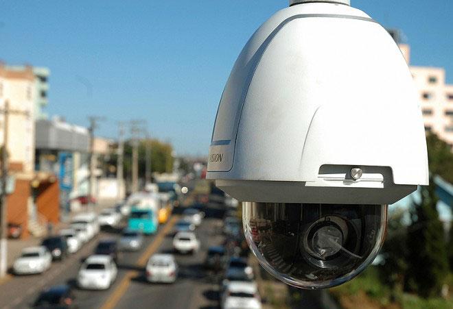 Licitação para empresa que fará manutenção das câmeras deverá ser lançada na próxima semana