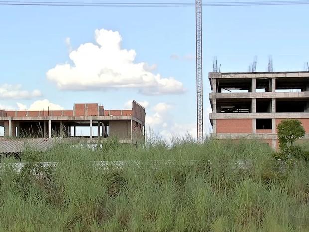 Obra de hospital parada desde 2014 em MT deve ser retomada com RDC