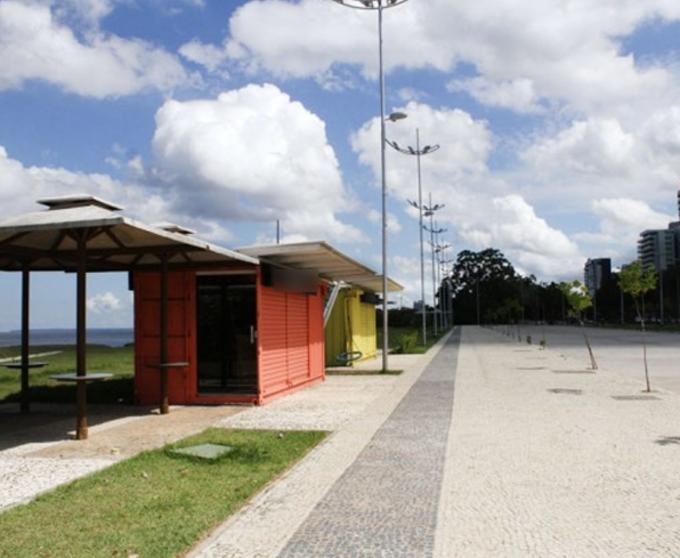 Prefeitura lança nova licitação para quiosques na Ponta Negra
