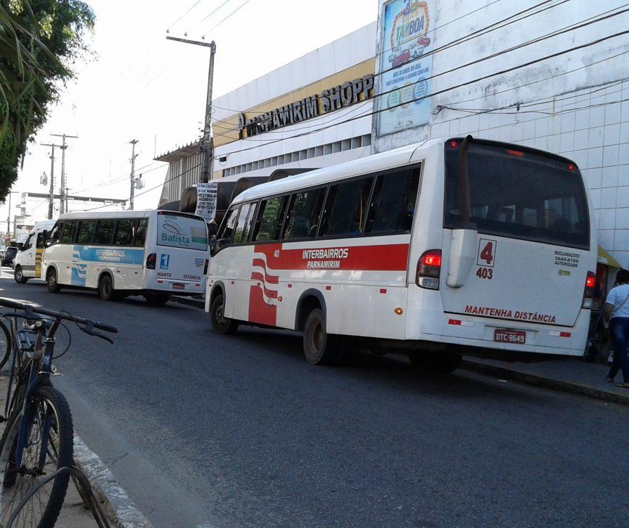 Prefeitura de Parnamirim lança edital para concorrência do transporte público