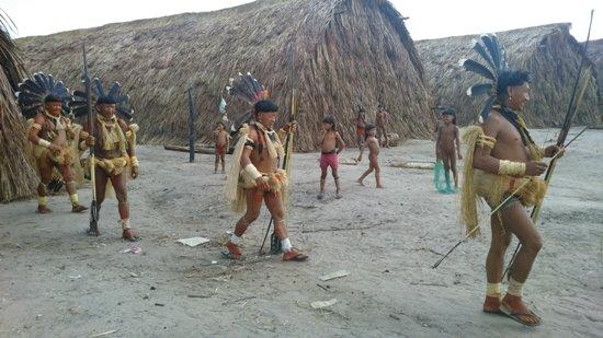 Seduc lança edital para a construção de escola indígena em Juína