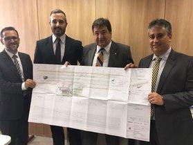 Deputado Halum confirma modernização do aeroporto de Araguaína para o primeiro semestre de 2017