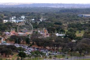 Governo abre Parque da Cidade para parcerias público-privadas