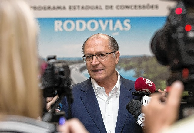Geraldo Alckmin anuncia licitação para concessão da SP-255