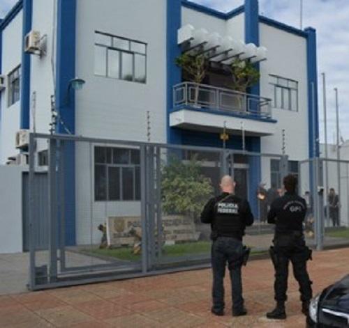Polícia Federal prepara instalação de delegacia de R$ 15 mi na fronteira