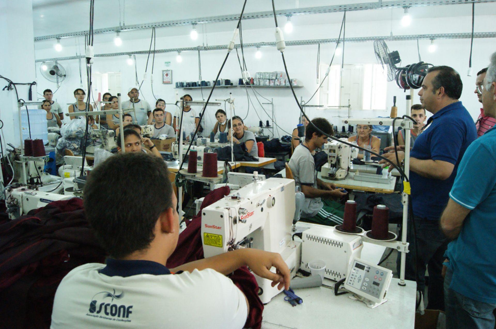 Ministério empenha R$ 1,17 mi para construção de Centro Têxtil em Caicó