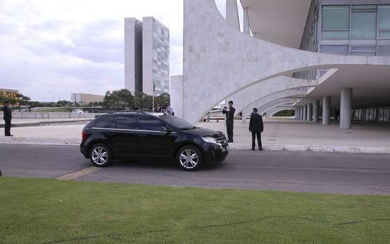 Presidência usados fora de Brasília custarão até R$ 170 mil