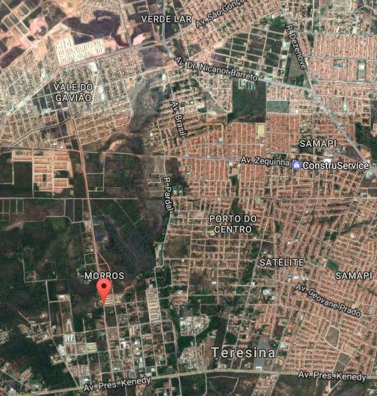 Prefeitura de THE licita implantação de nova avenida na capital