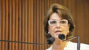 Deputada Cristina Silvestri (Foto: Divulgação)