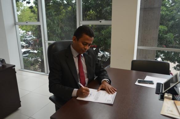 Secretário autoriza licitação para cosntrução de novos leitos de UTI no HGV (Foto:Denise Nascimento)