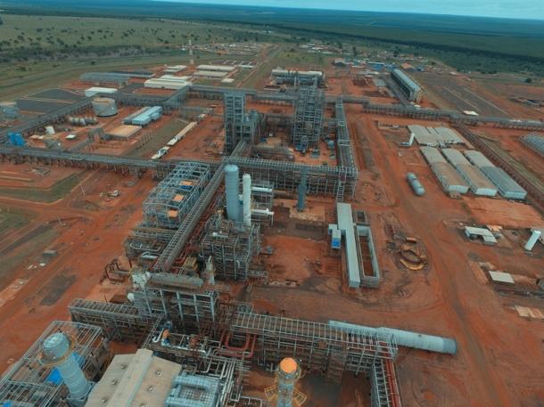 Obras da fábrica de fertilizantes estão com 82% dos serviços executados, segundo Petrobras