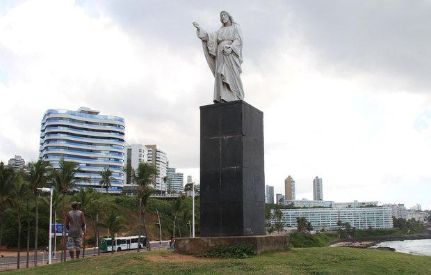 Um dos cartões-postais de Salvador será totalmente requalificado (Fotos: Evandro Veiga)
