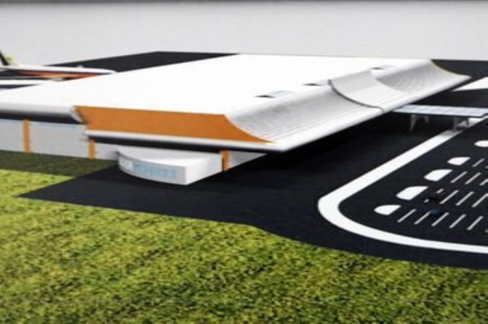 Está próxima a reforma de modernização do aeroporto