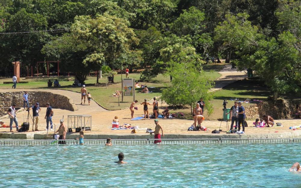 TCU suspende pregão de concessão do Parque Água Mineral, no DF
