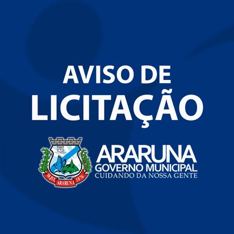 Prefeitura de Araruna abre processo licitatório para reforma e ampliação de duas Unidades de Saúde