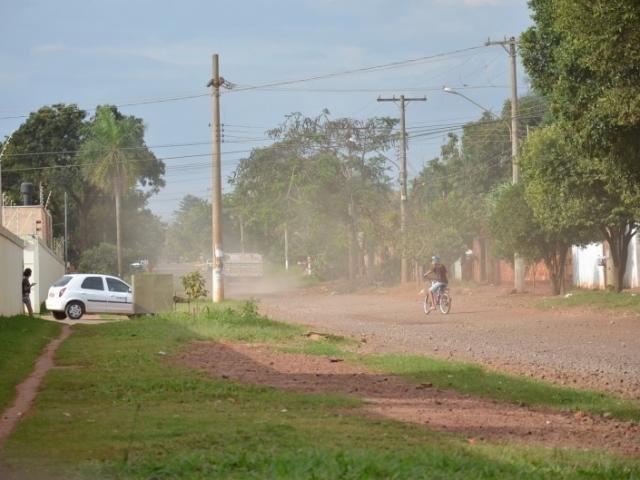 Aberta licitação de R$ 1,3 milhão para asfalto no Jardim Botafogo