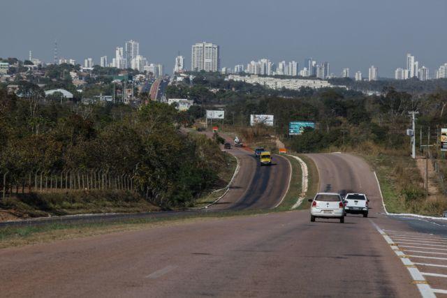 Governo lança licitação para restauração de trecho na Estrada da Chapada